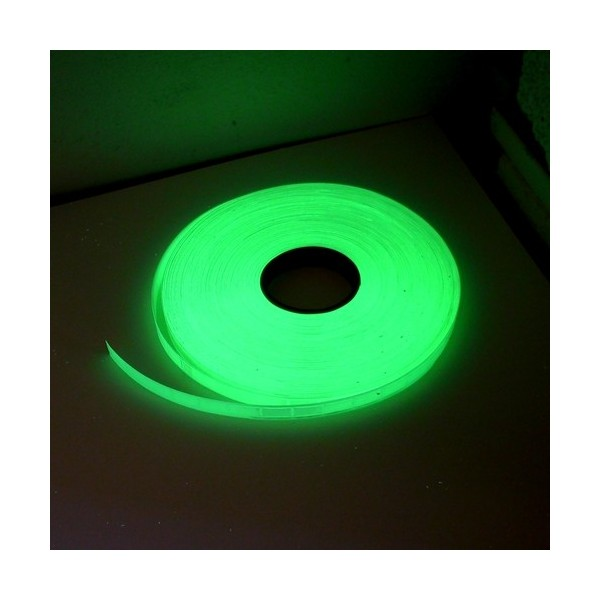 Retro reflective phosphorescent tape for Bande adhesive decorative
