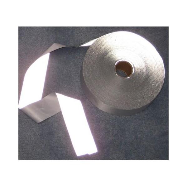 Retroreflective sew on tape for Bande adhesive decorative