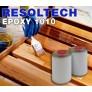 Multi-purpose water-based epoxy Resin Resolcoat 1010